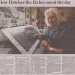 How Fletcher the Etcher Saved the Day